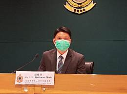 香港海关侦破史上最大洗黑钱案