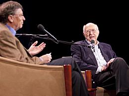 比尔盖茨父亲去世享年94岁