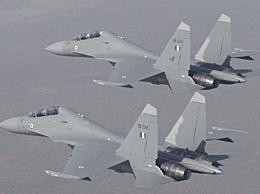 印度将主力战机部署在前