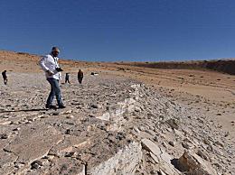 沙特发现距今12万年前的人类脚印!迄今为止最古老人类活动痕迹