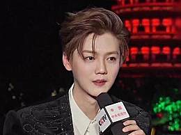 央视镜头下的鹿晗 满满的少年感皮肤状态令人羡慕
