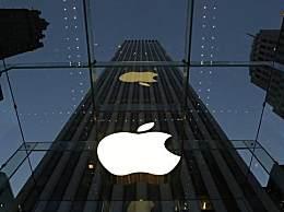 苹果市值蒸发5000亿美元
