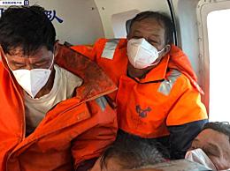 福建一渔船触礁 4人遇难4人失联