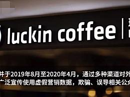 瑞幸咖啡不正当竞争行为被罚