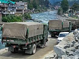印度欲增一个步兵师到边境