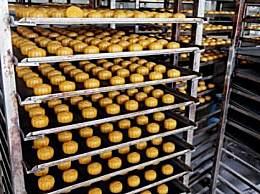 上海警方查获18万个假冒品牌月饼