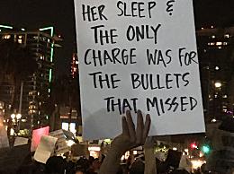 美国第三波全国性抗议