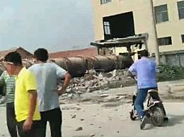 济南一公司发生蒸压釜爆 炸事故