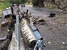 四川直升机坠毁3人遇难