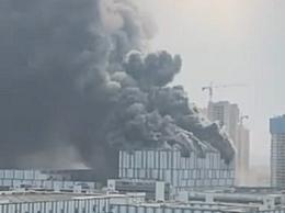 华为在建建筑起火3人死亡
