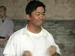 王宝强重回少林寺