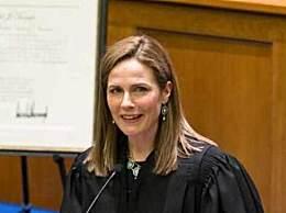 特朗普拟提名巴雷特任大法官 是目前呼声最高人选