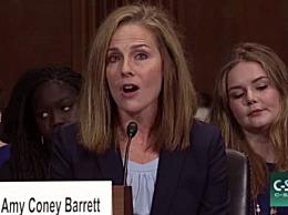 特朗普拟提名巴雷特任大法官 这不是其首次被纳入大法官候选人名单