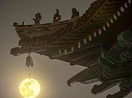 中秋最圆月出现时间
