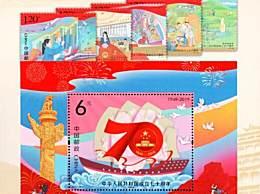 中国首枚芯片邮票面世