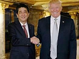 安倍自曝说服特朗普对抗中国