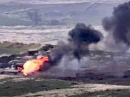 亚美尼亚阿塞拜疆爆发冲突
