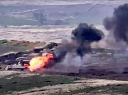 纳卡冲突导致16名官兵死亡