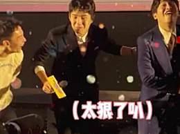 刘昊然被男粉叫宝贝 瞬间表情错愕太好玩