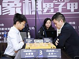 国家象棋也引入体能测试