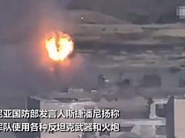亚美尼亚摧毁阿塞拜疆137辆装甲车