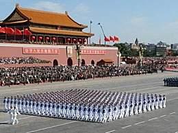 中国国庆阅兵一般几年一次?2020年国庆节举行阅兵仪式吗