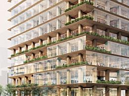 东京将建世界最大木结构写字楼