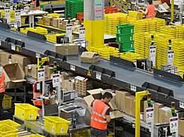 亚马逊超1.9万名员工新冠检测呈阳性