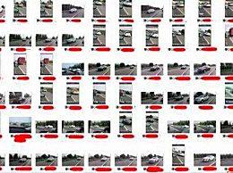 男子拍361张车辆违章照片