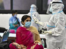 印度新冠死亡病例超10万人