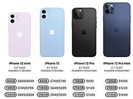 苹果或推中国版iPhone12