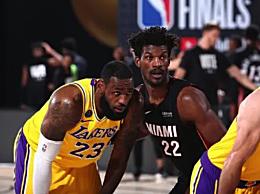 NBA总决赛湖人夺下冠军点