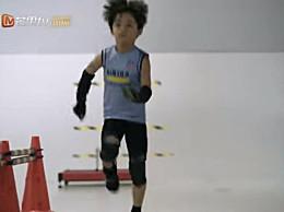 矮小症男孩靠运动长高16cm