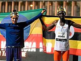 男子10000米世界纪录告破