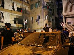 黎巴嫩首都再爆 炸 已致4死