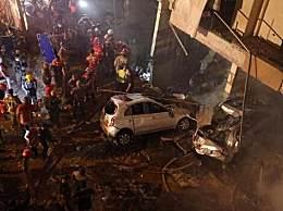 黎巴嫩首都贝鲁特发生爆炸