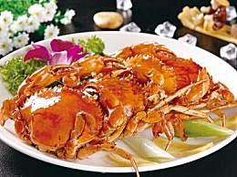 螃蟹的哪些部位不能吃