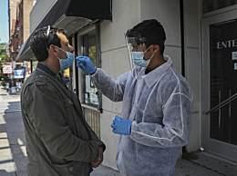 美国新冠肺炎超765万例