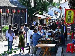 25省份发布国庆假期旅游收入 苏、赣、贵三省居前三