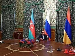 阿塞拜疆亚美尼亚同意停火