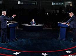 特朗普拜登第二场辩论取消