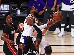 湖人夺得NBA总冠军