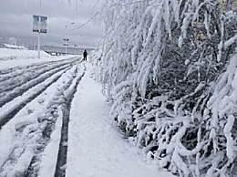 最冷冬天系谣言