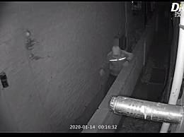 具荷拉保险柜被盗 监控录像内容画面曝光