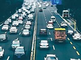 中国网约车日均订单量超2100万单