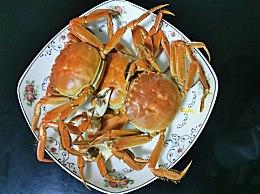 螃蟹一次最多只能吃几只