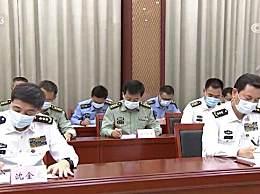 海军陆战队司令员上新闻联播