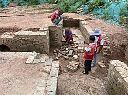 广州一中学发现125座古墓 跨越先秦、汉晋南朝、唐五代、宋代、明