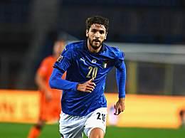 欧国联意大利1-1荷兰