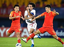 中国放弃承办2022年U23亚洲杯